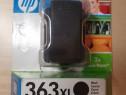 Cartus imprimanta ORIGINAL HP 363XL Negru C8719EE BA3 Vivera