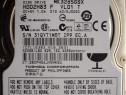 "Hard Disk-HDD Sata 2,5"" HDD-320 Gb Toshiba MK3265GSX"