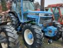 Tractor Ford 4x4 la Tagu com Budești Bistrița
