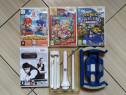 Wii: Mario Party 9, Mario & Sonic, WSC Biliard/Snooker + tac