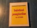 Buletinul pompierilor nr. 2 / 1994 Comandamentul de pompieri