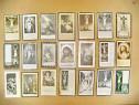 C82M-Semne carte religioase vechi litografice 1900 LOT 14.