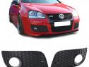 Grila tuning sport proiector VW Golf 5 GTI Jetta fagure plin