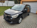 Dacia Lodgy 1.5 DCI, 7 locuri, navi color, senzori parcare