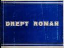 Emil Molcut, Dan Oancea - Drept roman, 1997