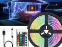 Bandă LED uri RGB 3 metri