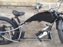 Bicicleta electrica chopper cruiser