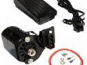 Set complet motor electric+pedala pentru masina de cusut 150