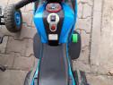 Motocicleta electrica pentru copiii cu încărcător