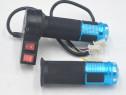 Acceleratie bicicleta electrica 24V/36/48V/64V/72V. 3 viteze