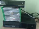 Xbox One 500GB + Kinect + jocuri
