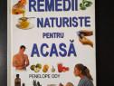 """Carte """"Remedii naturiste pentru acasa"""" - Penelope Ody"""