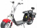 Scuter cu 2 baterii 70 kmautonomie  ity Coco motor puternic.