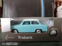 Trabant 601 Blue, Producător: Welly 1:60 1:64 No. 52325S-W
