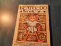 Bertoldo si Bertoldino poveste populara italiana carte copii
