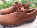 Pantofi piele Geox Respira mar.47 (30.5 cm) made in Italia.