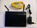 Router wireless ASUS RT-N12E, N 300, 2.4 GHz , Black Diamond