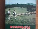 Monografia Comunei Soveja - Albu Florica, autograf / R4P1S