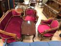 Canapea cu 2 fotolii în stil Baroc