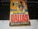 """Burt Hirshcfeld """"Dallas Barbatii Ewing' Vol. 3 - Grifon 1992"""