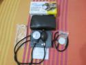 Tensiometru Aneroid cu Stetoscop Minut- nou la cutie,ieftin
