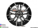 Jante Audi VW 17 R17 Black Polish Machined Face 5x100