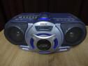 Radiocasetofon cu CD Sony cu telecomanda