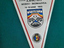 FANION RALIUL DUNĂRII DACIA SIBIU ROMANIA *1985
