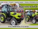 Tractor 60 Cp cu cabina nou Konig 4x4