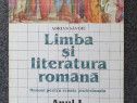 Limba si literatura romana manual scoala profesionala savoiu