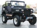 Jeep Wrangler ( Mahindra CJ ) - an 1993, 2.1 D (Diesel)