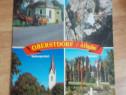 Vedere / carte postala Oberstdorf/ Allgau, circulata, in sta