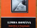 Limba română fonetică și fonologie, lexicologie, stilistică