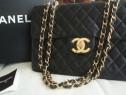 Genti firma Chanel Jumbo Classic,accesorii aurii,France