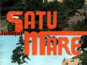 Judeţul Satu Mare - broşură turistică vintage