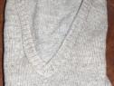 Pullover din lână, en-coeur (M2)