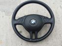 Volan sport piele cu comenzi si airbag BMW E46