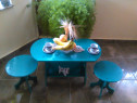 Masa cu 2 scaune