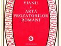 Arta prozatorilor români deTudor Vianu