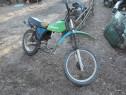 Motocicleta teren kawasaki kl 250 cm 4 t fara motor