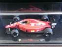 Macheta Formula 1 Ferrari F1-89 Nigel Mansell - HotWheels