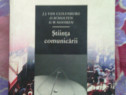Carte:stiinta comunicarii ,ed humanitas,1991,2000,van cuilen