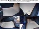 Covoare cauciuc stil tavita BEJ VW Touareg II dupa 2010