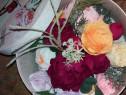 Cutii supriza cu flori
