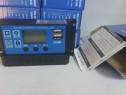 Regulator solar 10A 20A 30A 12v/24v LCD USB controler pwm
