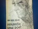Resurectia unui poet aron Cotrus - Ion Dodu Balan