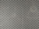 Tabla inox perforata 1.5x1000x2000mm perforatii rotunde
