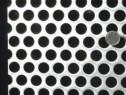 Tabla otel perforata 1.5x1000x2000mm cu perforatii rotunde