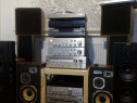 Statii audio, amplificatoare, boxe, tunere, deck-uri, pickup