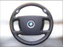BMW Seria7 E65 E66 E67 E68 Volan piele com Gri 4spit 2002-08